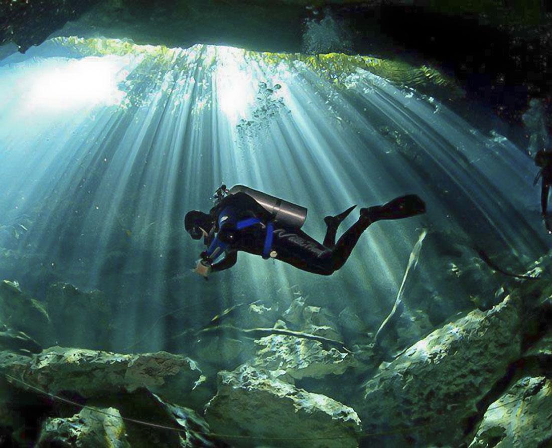 Real Food Traveler Diving Riviera Maya Mexico S Scuba
