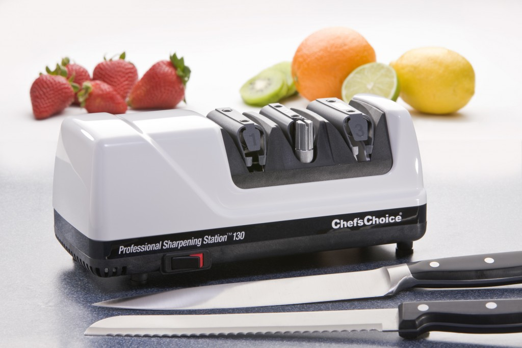 Real Food Traveler Chefs Choice Knife Sharpener Sharp Knives And Fast