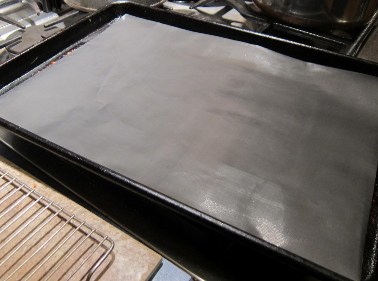 Cookina Reusable Cooking Sheet Non Stick Easy To Use