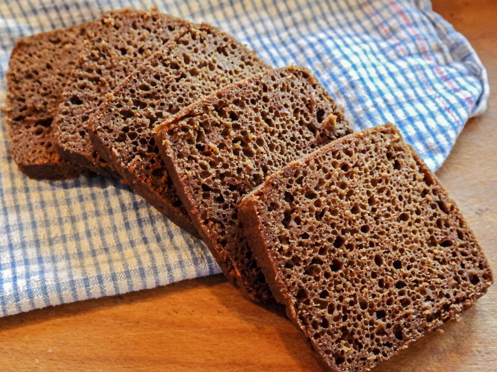 Real food traveler icelandic rye bread rugbrau recipe real food photo courtesy iceland travel forumfinder Choice Image