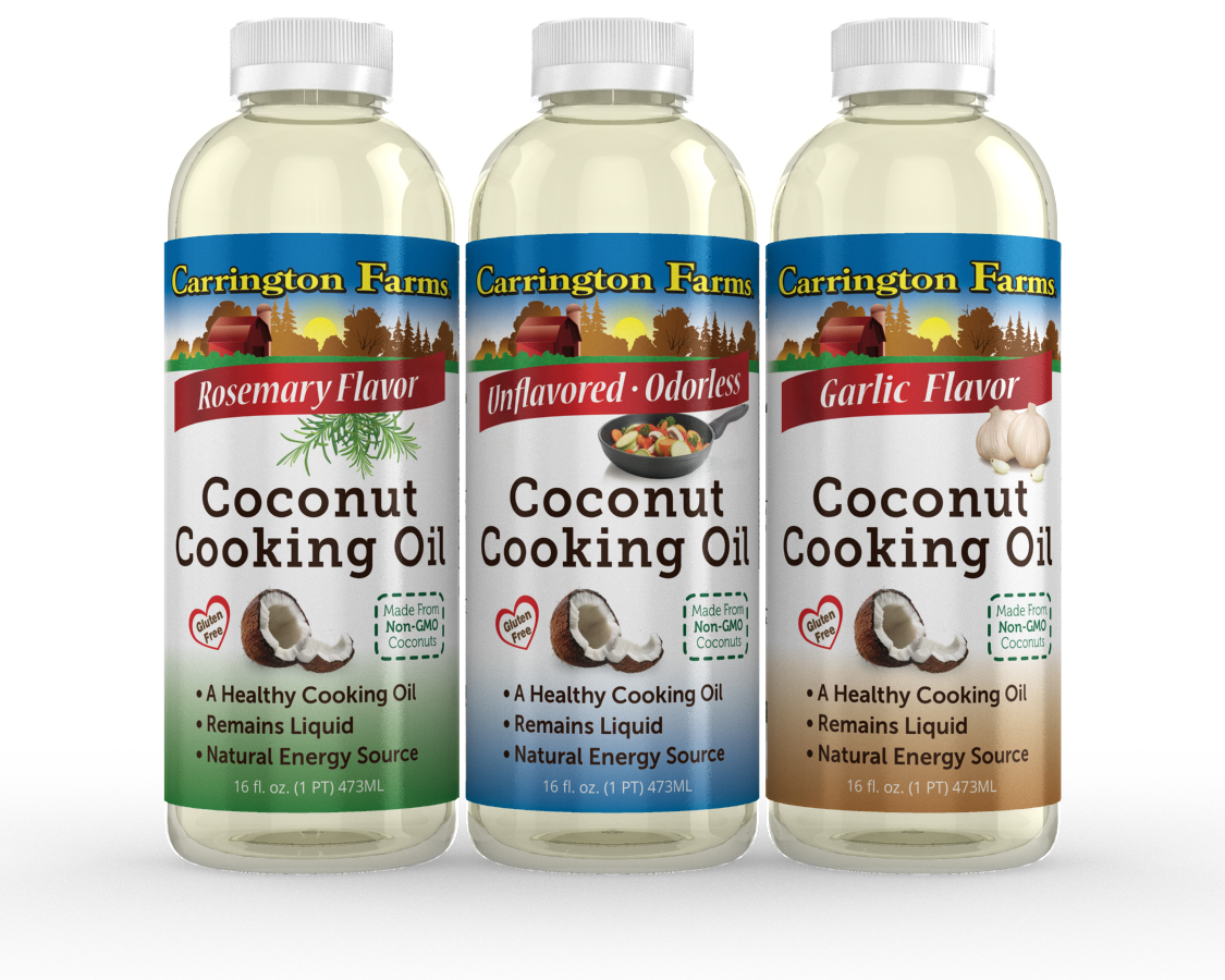 how to cook with coconut oil