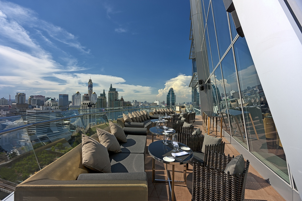 Okura Prestige Hotel Japanese Style Elegance Bangkok Thailand