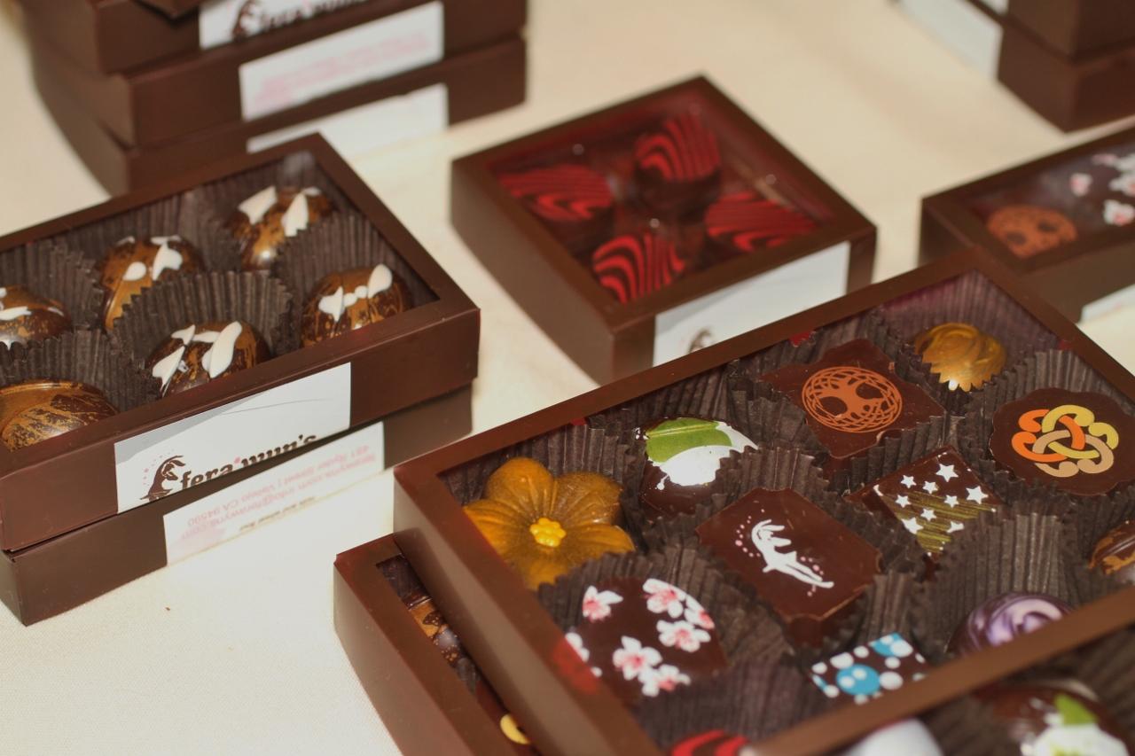 Real Food Traveler Fera Wyn S Artisan Chocolates Beautiful