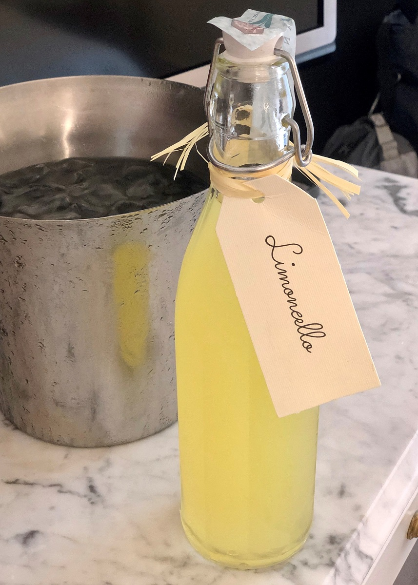 How To Throw A Sicilian Limoncello Party Real Food Traveler